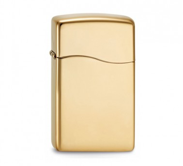 Zippo BLU2 high polished (brass)