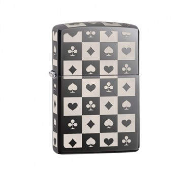 Zippo Card suits