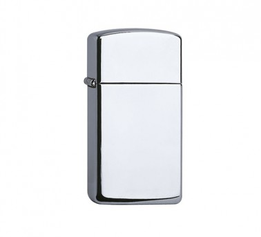 Zippo chrome high polished (slim)
