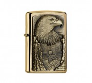 Zippo Eagle grand canyon (brass)