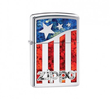 Zippo Flag of the United States