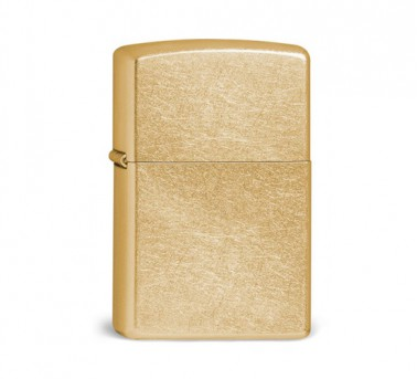 Zippo Gold dust (messing)