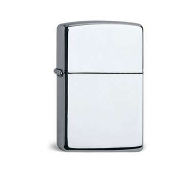 Zippo high polished (chrome)