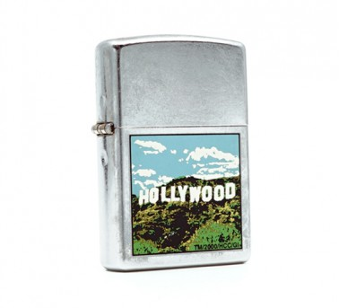 Zippo Hollywood hills