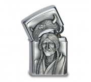 Zippo Indian Chief