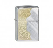 Zippo Twisted Roses