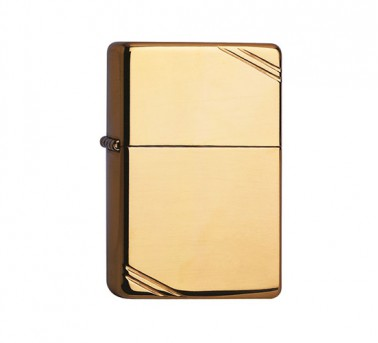 Zippo Vintage high polished (brass)